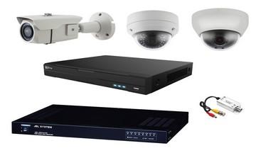 防犯カメラシステム「JEL Security Camera」