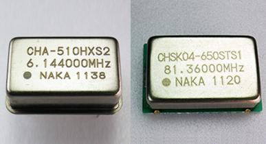 水晶振動子/水晶発振器